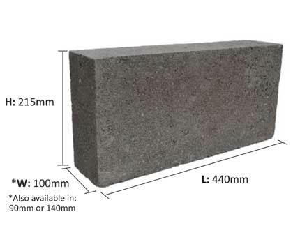 Ultralite Lightweight Concrete Blocks Building Blocks